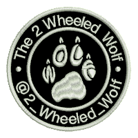 The 2 Wheeled Wolf