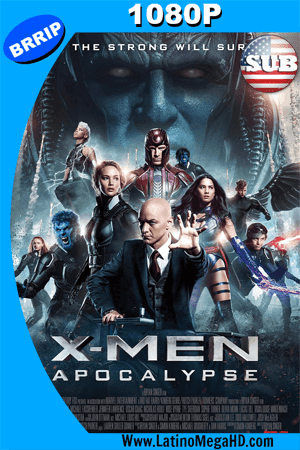 X-Men Apocalipsis (2016) Subtitulado HD 1080P (2016)