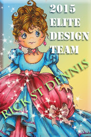 I design for Rick St Dennis