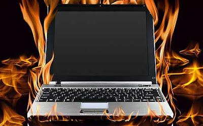 Tips Mengatasi Dan Mengurangi Panas Laptop