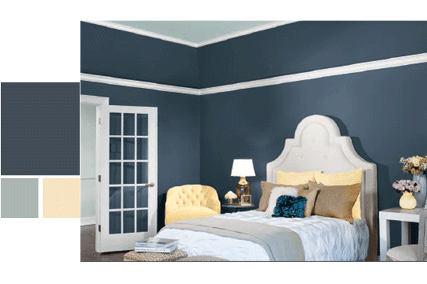 5 contoh kombinasi warna cat rumah minimalis terbaik