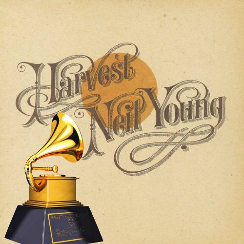 Neil Young Harvest Grammy Hall of Fame