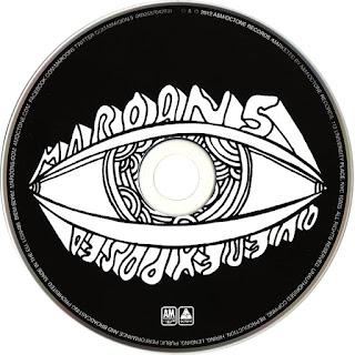 Maroon 5Overexposed Maroon 5 Deluxe Edition