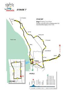 etape 7 tour de singkarak 2012