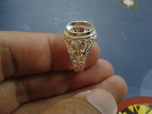 TEMPAHAN IKAT CINCIN PERAK
