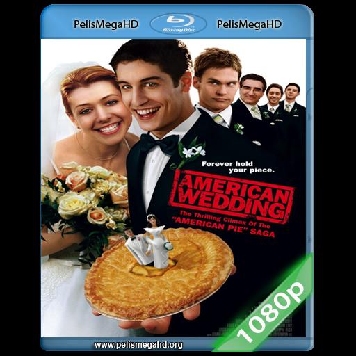 AMERICAN PIE 3 [UNRATED] (2003) 1080P HD MKV ESPAÑOL LATINO