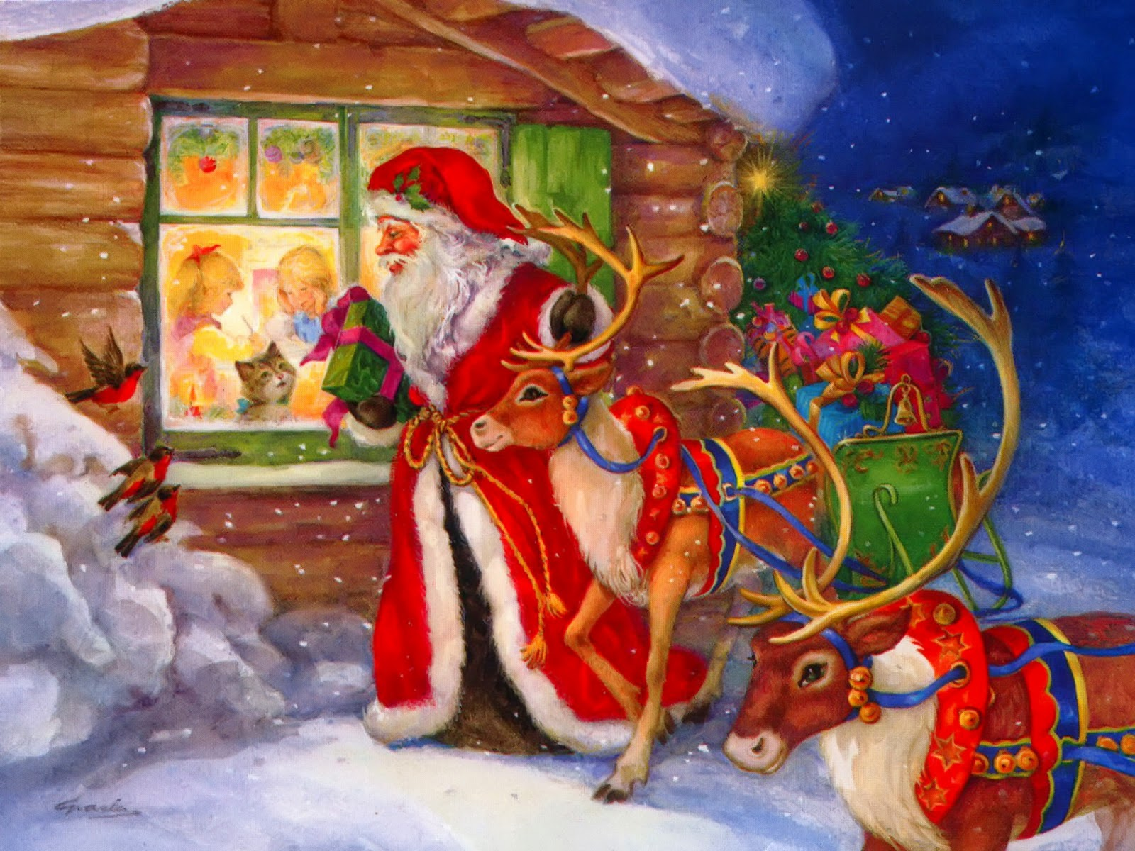 Santa-with-reindeer-watches-kids-through-window-tosecretly-place-gifts-cartoon-image.jpg