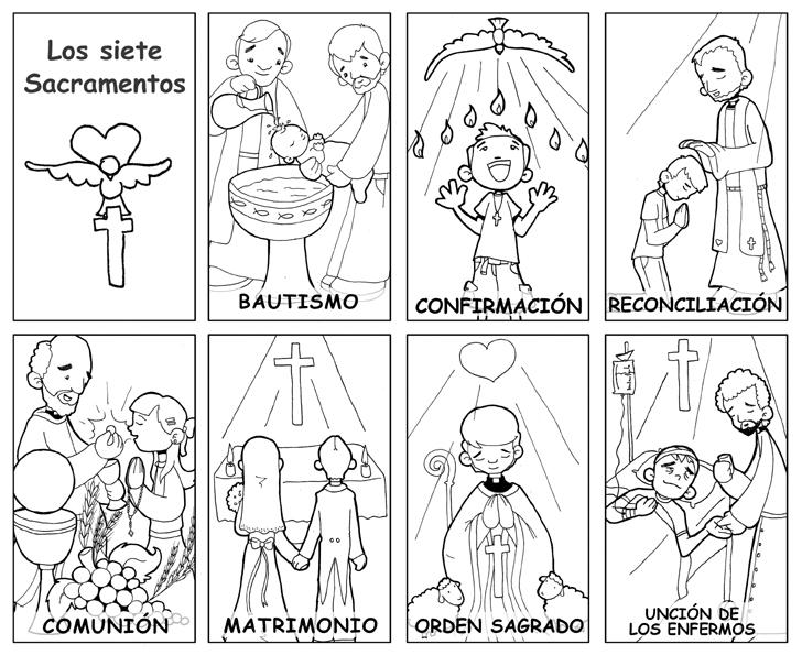 Matrimonio Catolico Protestante : Sg osfera amigos de jesús los sacramentos la