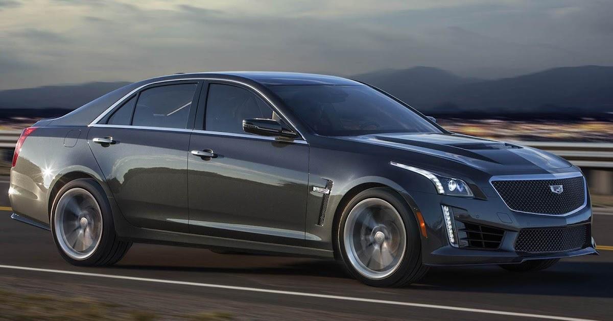 Cadillac CTS-V 2016: motor de 640 cv e chega a 320 Km/h