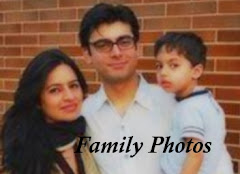 Fawad Khan's Family