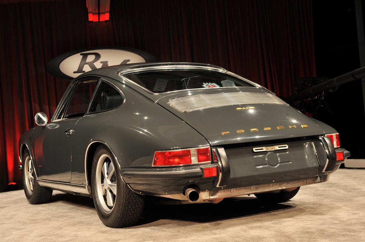 Fab Wheels Digest F W D Steve Mcqueen S 1970 Porsche 911s