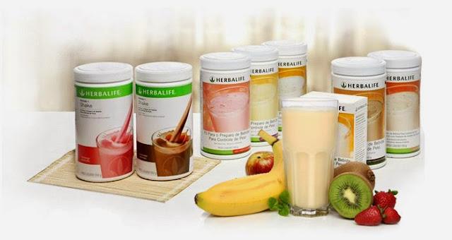 Sữa giảm cân Herbalife có tác dụng phụ không ?