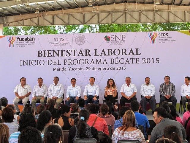 Ponen en marcha el subprograma Bécate 2015