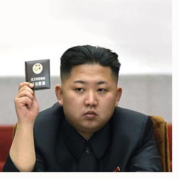 North Korea's Leader Kim Jong-un