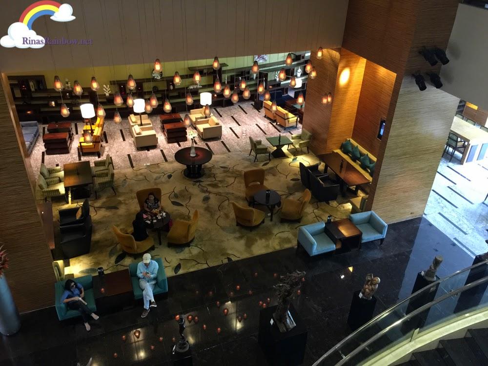 marriott hotel manila lobby