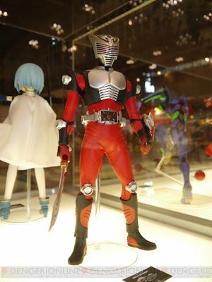 """Medicom RAH Kamen Rider Ryuki 12"""" figure"""