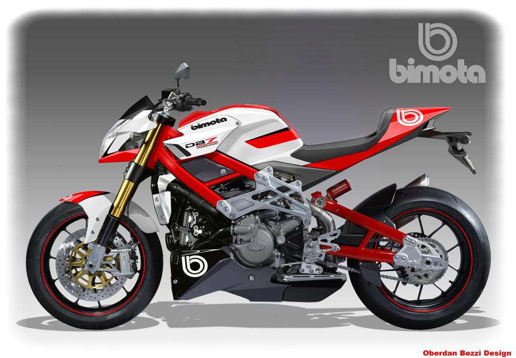 Havey Bikes: Bimota db...
