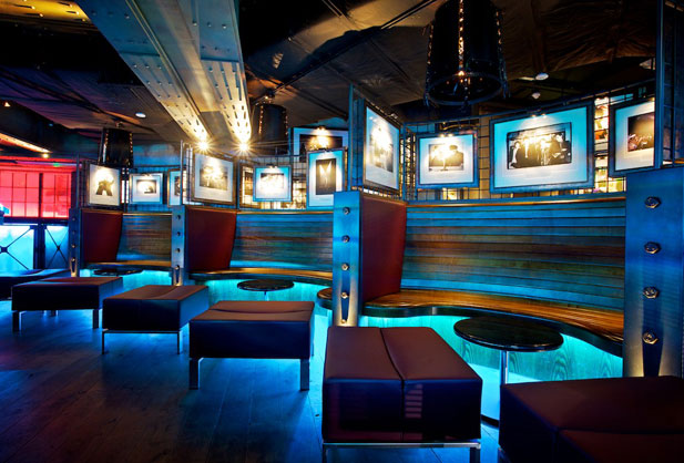Nightclub Interior Design | Under the Bridge Nightclub | London ...