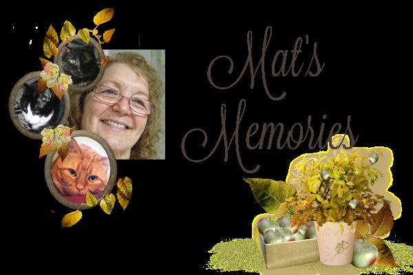 mats memories