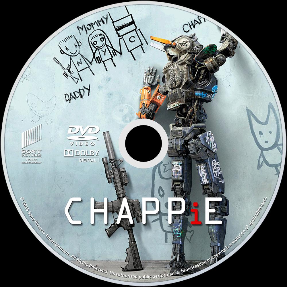CHAPPIE (2015) (Español Latino)