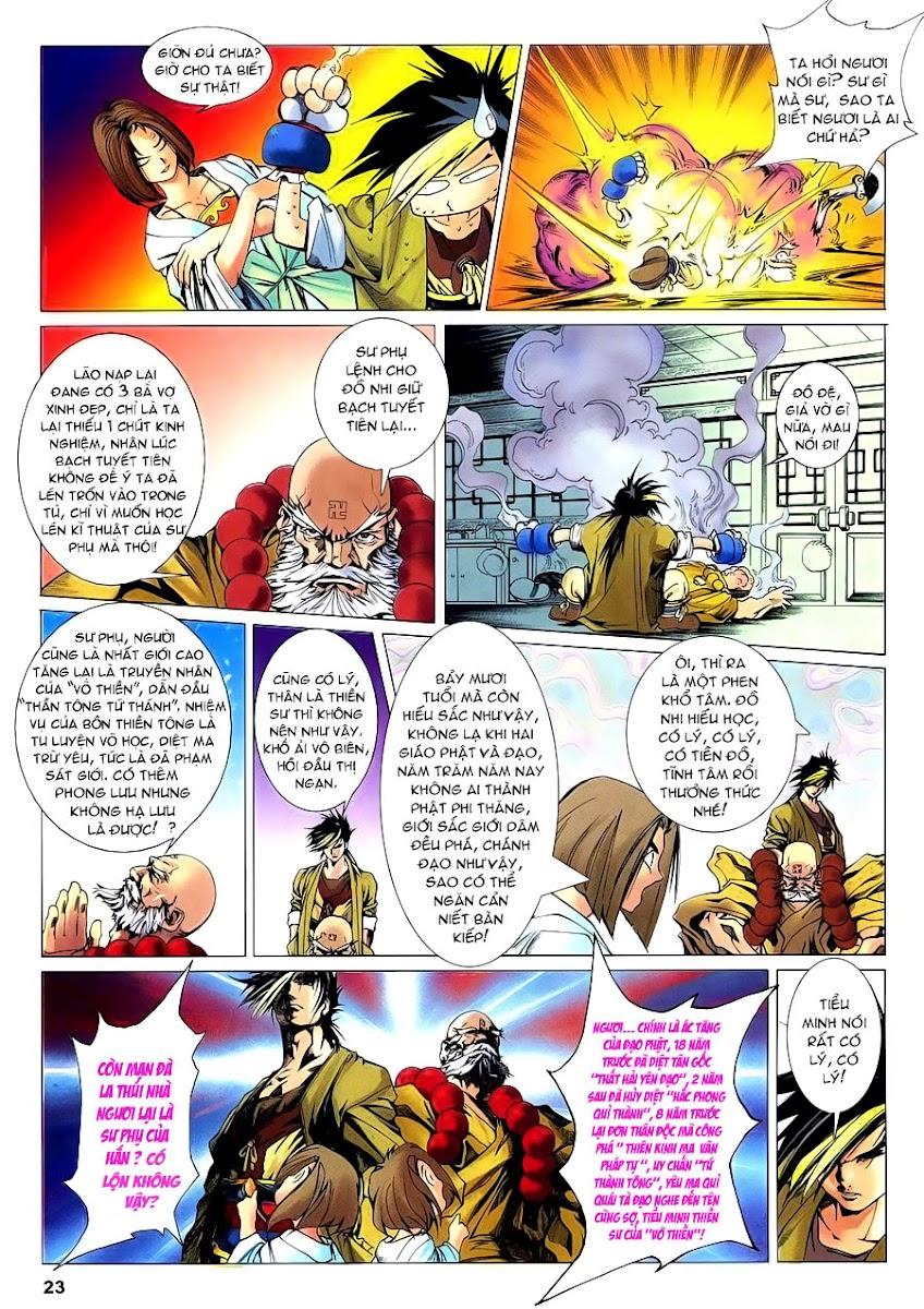 Lục Đạo Thiên Thư chap 4 - Trang 23
