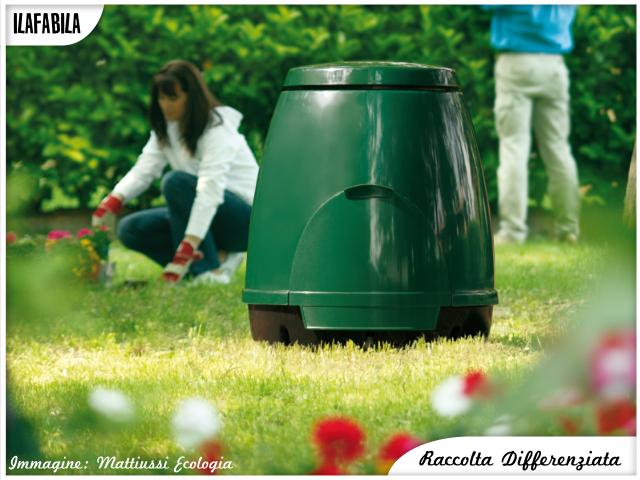 Organizzare la Raccolta Differenziata: Compostiera