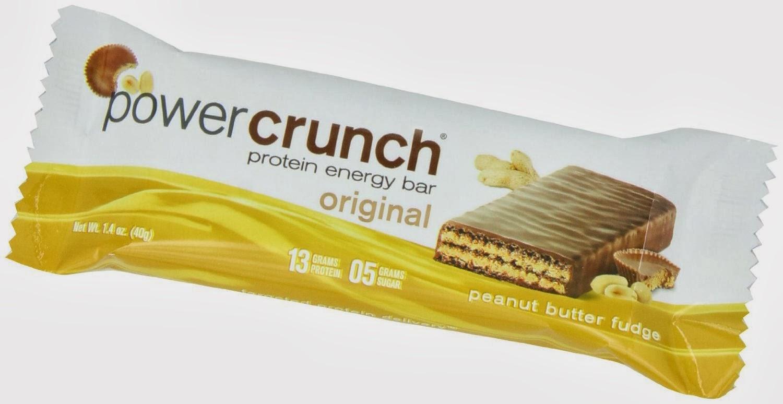 Crunch protein bars