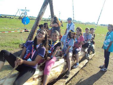 Scouts en el mundo!