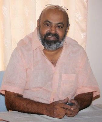 Shri. T J John, President - CSI North Kerala Laity Fellowship