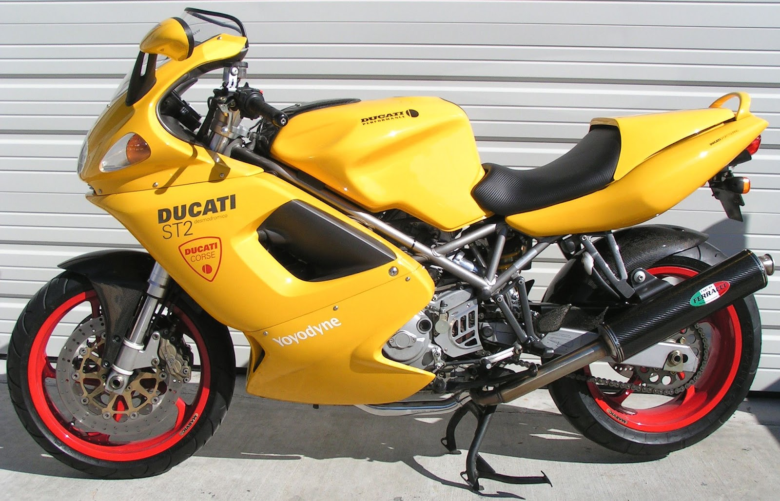 Ducati Sporttouring St2 1997