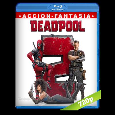 Deadpool 2 (2018) Super Duper Cut Unrated BRRip 720p Audio Dual Latino-Ingles 5.1