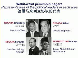 The Founding Fathers of Malaysia