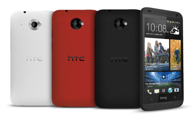 HTC Showcase Two New Smartphone