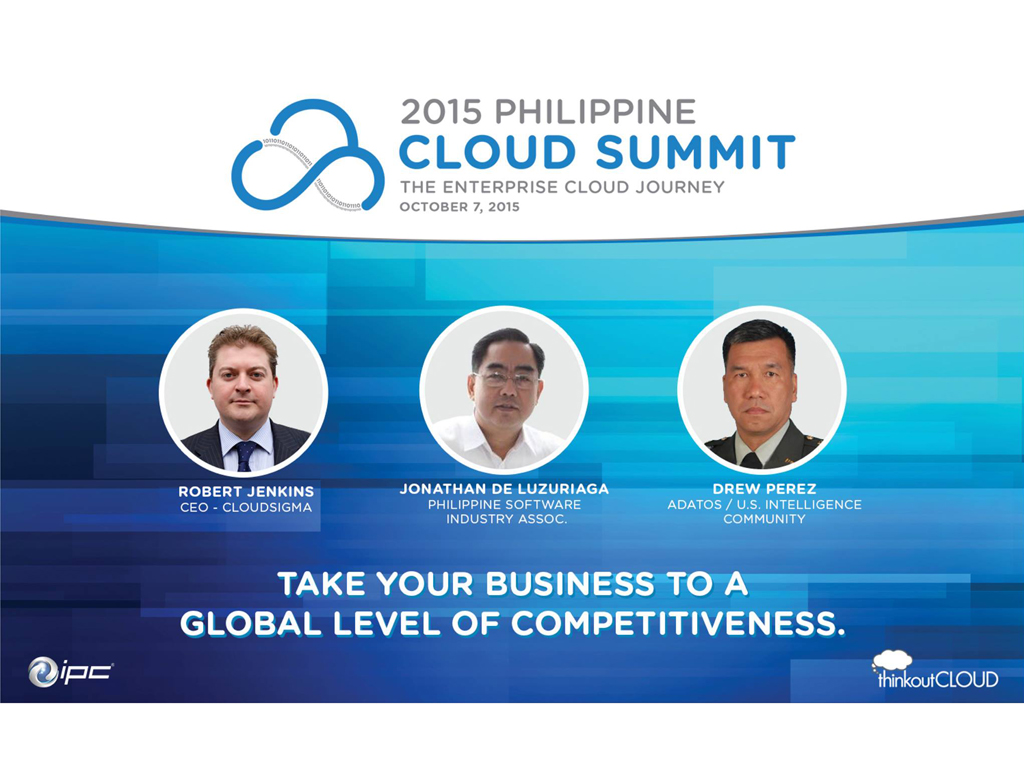 2015 Philippine Cloud Summit