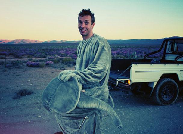Coldplay Paradise elefante