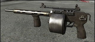 Striker - Modern Warfare 3 Weapons
