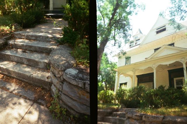 Olive street house Bozeman Montana