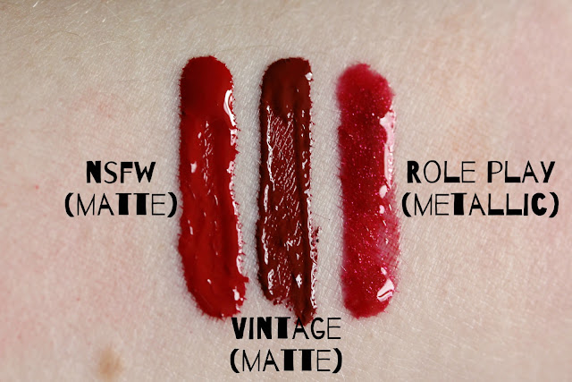 OCC Liptars Red NSFW Vintage Role Play
