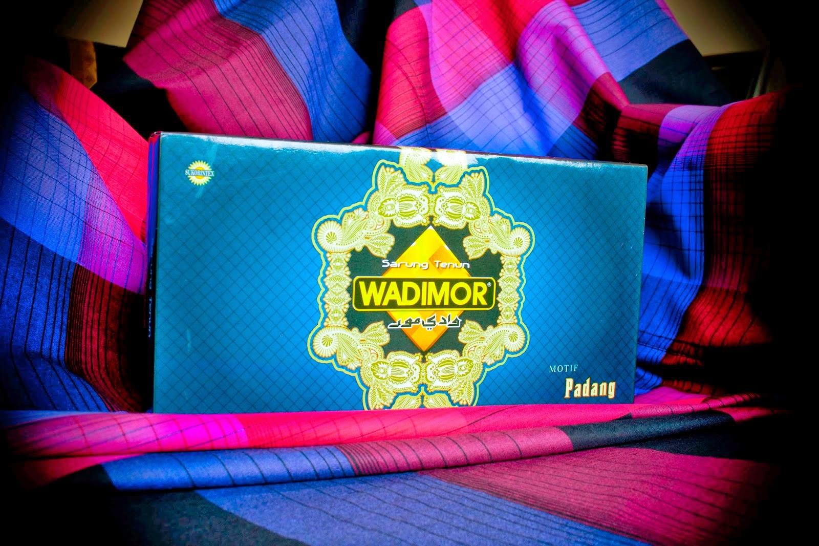 WADIMOR PADANG ~ Sarung Murah Surabaya - 085755011417
