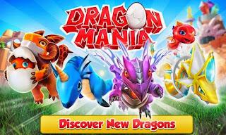 Dragon Mania V4.0.0 Mod Apk-cover
