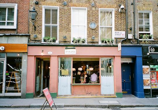 Soho London UK