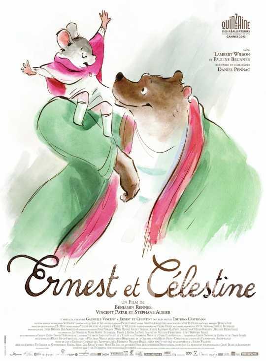 Ver Ernest Et Celestine (2012) Online