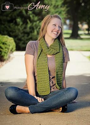 free crochet pattern cowl/scarf