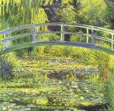 Monet-Japanese-bridge-Giverny