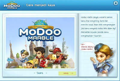 Cara Buat ID Modoo Marble Monopoly Online
