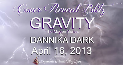 Cover Reveal Blitz: Gravity by Dannika Dark