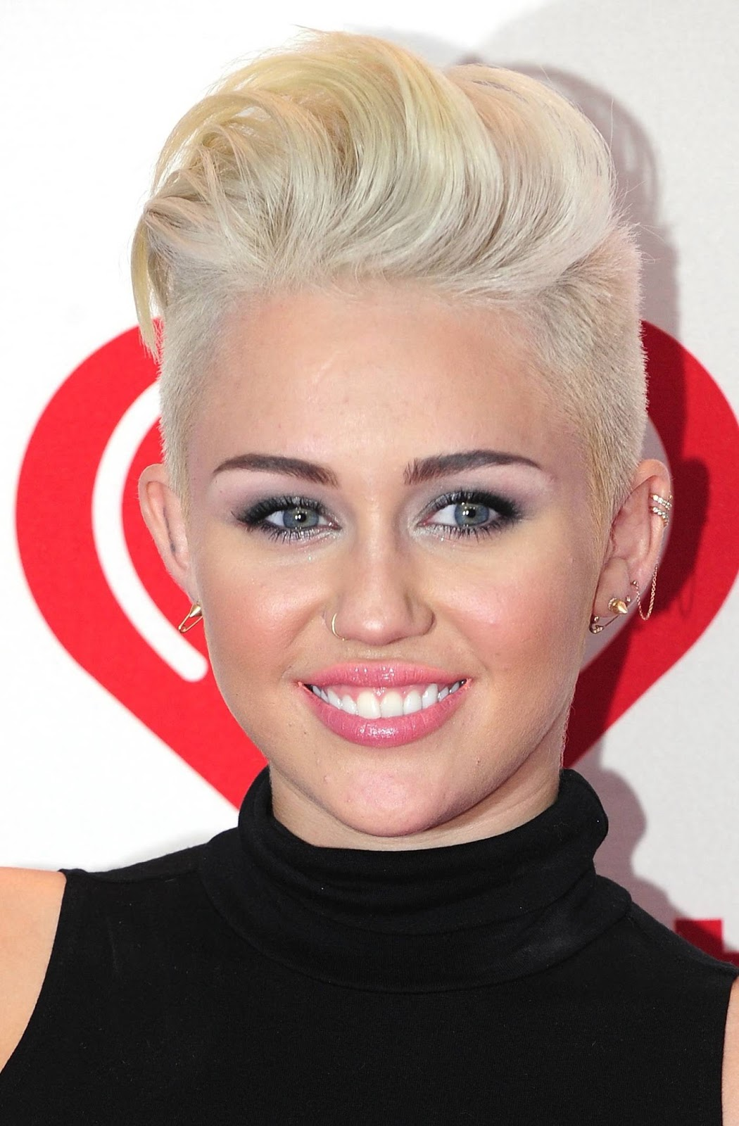 Beauty Ciara Miley Cyrus Jesse J Sizzling Summer Hair Styles