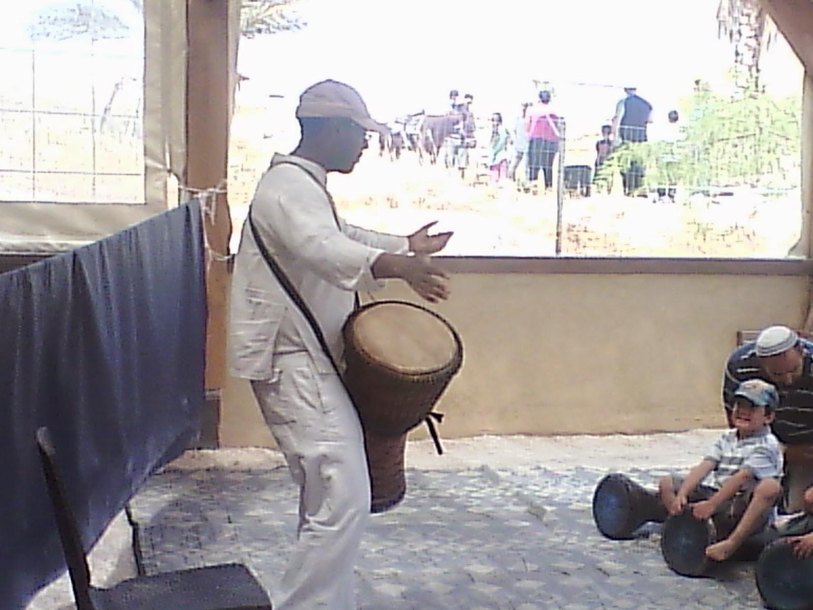 חן במדבר, אירועים