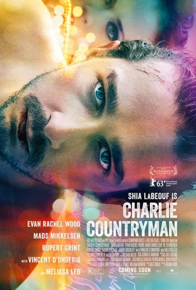 La película Charlie Countryman