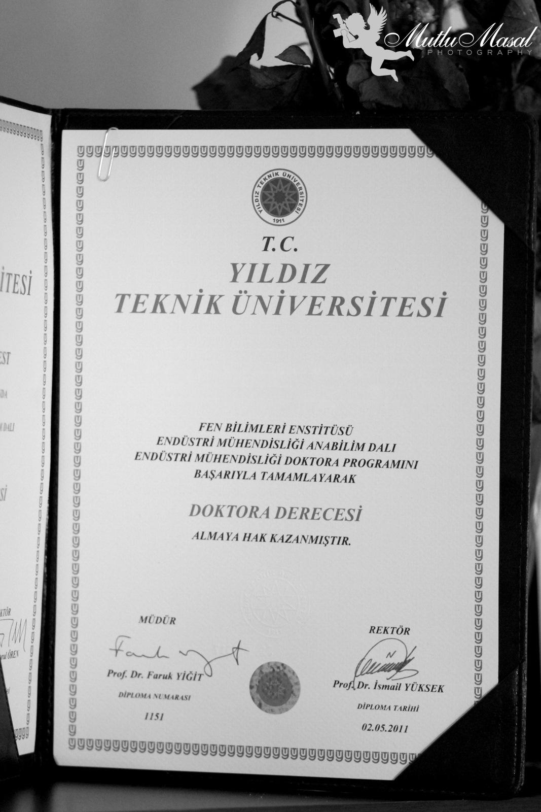 Kendim bir diploma yazmaya değer mi
